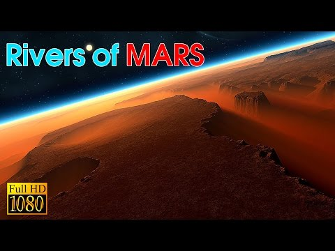 RIVERS ON MARS | Water? | Photos in high resolution