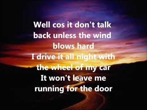 Kasey Chambers - Dont Talk Back