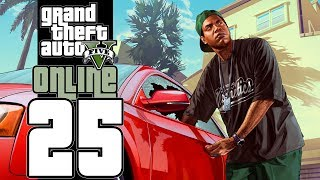 Let's Play GTA V Online (GTA 5) - EP25 - Convenient Robberies