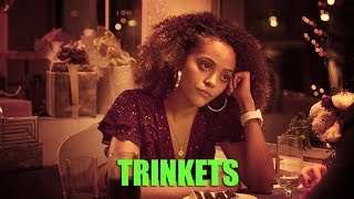 Evalyn - A Pill to Crush (Lyric video) • Trinkets | S1 Soundtrack