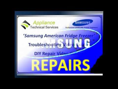 Samsung Fridge Freezer Problems - Customer feedback video