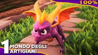 Spyro the Dragon: Reignited Trilogy (ITA)-1- Mondo degli Artigiani [100%]