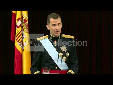 SPAIN:NEW KING ON ECONOMY-EMPLOYMENT IS PRIORITY
