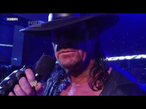 WWE Smackdown 4311 Undertaker Return to Smackdown (New Theme...