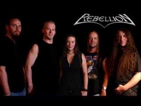 Rebellion - Free (The Saga Begins)