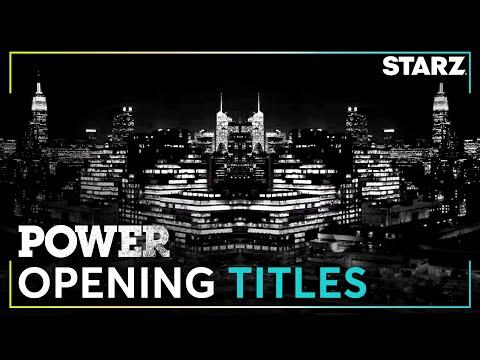 Power | Opening Credits w/ Music by 50 Cent ft. Joe | STARZ