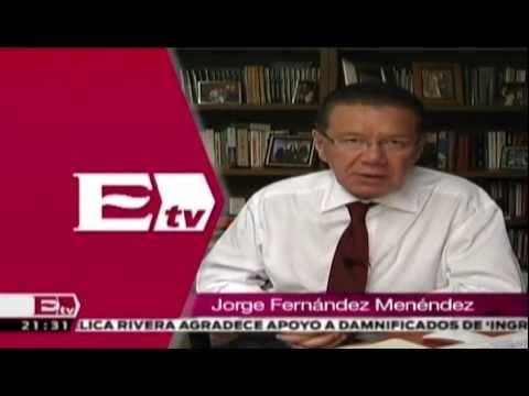 Jorge dice, comentario sobre las afectaciones por las tormentas tropicales Ingrid y Manuel