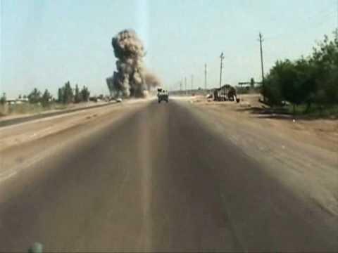 US Army Ambushed + Firefight IRAQ