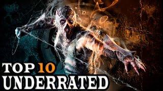 Top 10 Most Underrated Mortal Kombat Characters