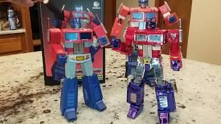 Magic Square Optimus Prime GOOD ENOUGH?