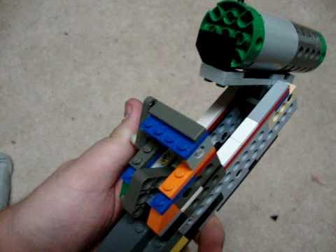 Lego Flare Pistol
