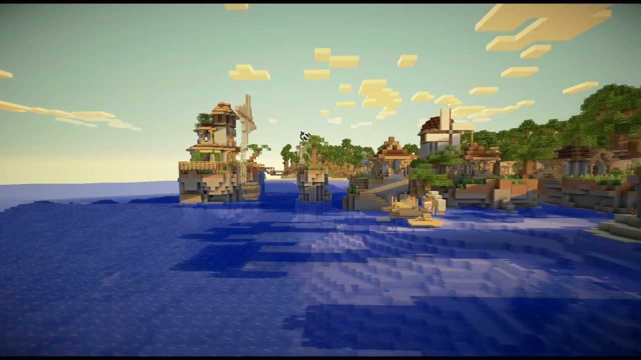 Jak And Daxter Reloaded Ein Minecraft Adventure Youtube