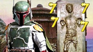 How Boba Fett Ingeniously Got Jabba to Pay More for Han Solo