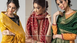 How to: Style Banarasi Dupatta for a Classic Look