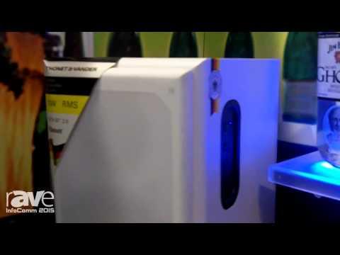 InfoComm 2015: Neuimage Technologies Displays Home Audio Quality Bluetooth Speakers