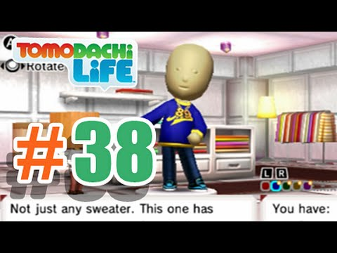 Tomodachi Life W/ Commentary P.38 - Lollipop Guild
