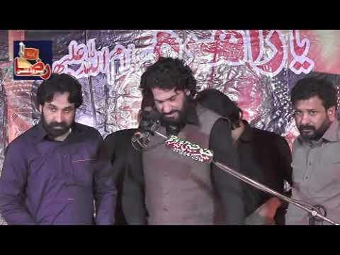 Zakir Ajaz Hussain Jhandvi | Jalsa Narowali Gujrat |10 November 2018 ( www.Gujratazadari.com )