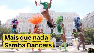 Mais Que Nada Oi Brasil Authentic Samba London Based Top Samba Dancers Shows For Hire