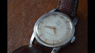 WatchTime Review: 1956 Omega Seamaster