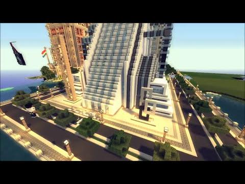 Minecraft - Modern Office Building 2