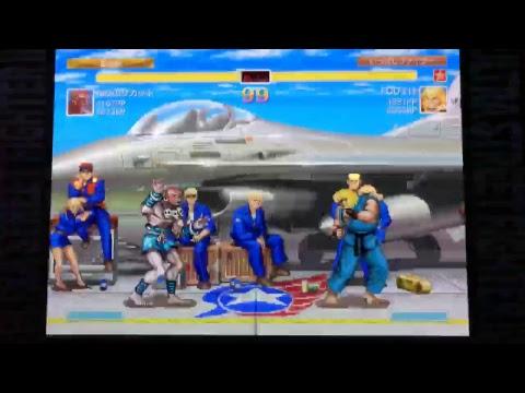 【ウル2】週末のランクマ。後半はガチバトル連戦!Ultra Street Fighter 2