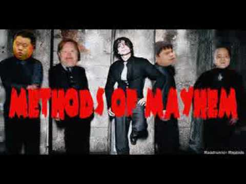 Methods of Mayhem Albums Methods of Mayhem Fight Song