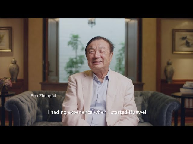 The Real Story of Huawei