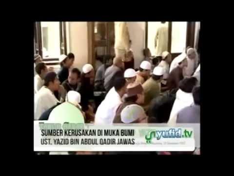 Sumber Kerusakan Di Muka Bumi - Ustadz Yazid Bin Abdul Qadir Jawas video