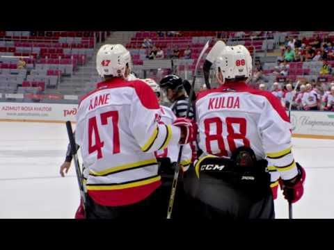 Сочи 2:3 Куньлунь: Лучшие моменты / Sochi 2:3 Kunlun Red Star: highlights