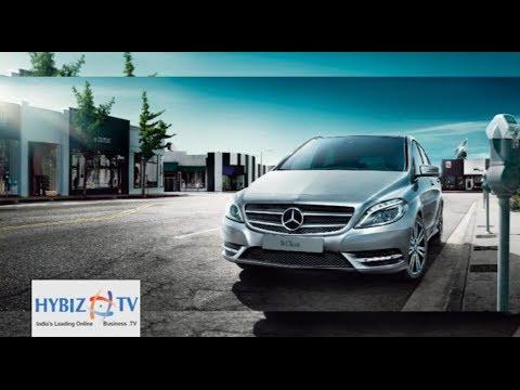 Mercedes Benz B Class Edition 1 - Expert Review India 2014 - Hybiz TV
