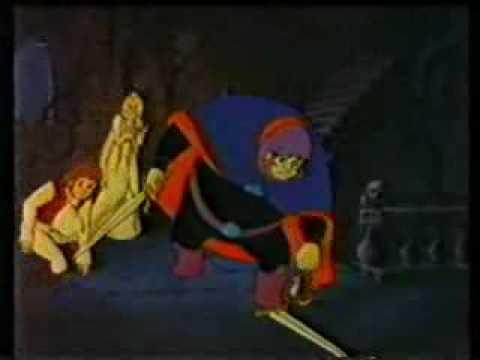 Swan Lake Cartoon Movie 1981 Swan Lake 1981 pt 11 of 12