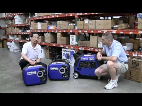 Yamaha Inverter/Generators