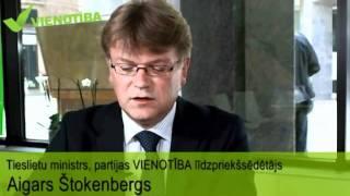 Štokenbergs: Kad risinās jautajumu par algu palielināšanu?