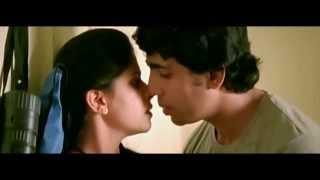 NIGHT MASALA   Desi Bhabhi Jyotsana Hot Lip Kissing Scene -Tollywood Trailers