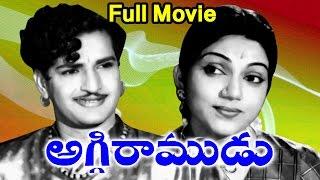 Aggi Ramudu Full Length Telugu Movie    N.T.Rama Rao, Bhanumathi    Ganesh Videos - DVD Rip..