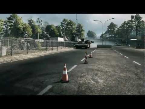 Battlefield 3 - Здесь не Call of Duty - Games-station.ru