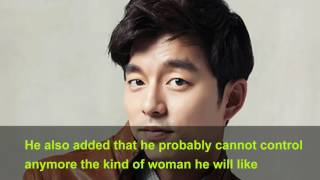 download lagu ★ Is Gong Yoo Dating? Who Is Gong Yoo's gratis