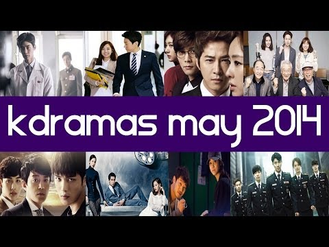 Top 8 New 2014 Korean Dramas [ May ] - Top 5 Fridays