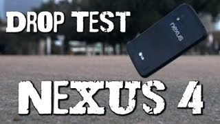 Drop Test : Nexus 4 (Google)
