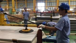 Beginilah kerja TKI di pabrik setenlis,Taiwan