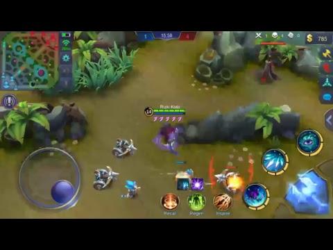Nyobain Hero yang baru di beli Mobile Legends: Bang Bang MP3