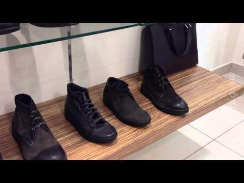Где недорого купить мужскую обувь