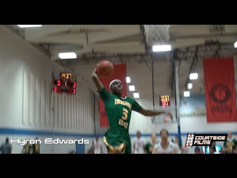 Hyron Edwards (2015) Mixtape @ Adidas Gauntlet