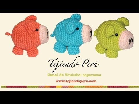 Tejiendo Peru Amigurumi Unicornio : Tejiendo Per? amigurumi - Imagui