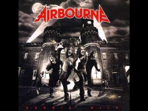 Airbourne - Cheap Wine And Cheaper Women