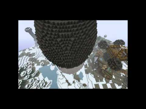 Minecraft Survival 1.0.0: Big Sphere