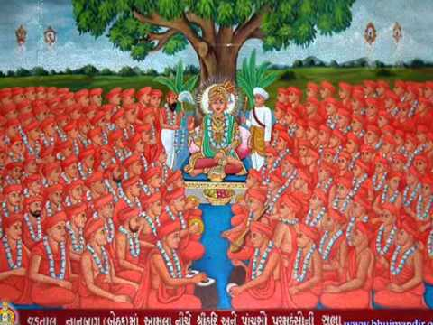 Swaminarayan Sant Param Hitkari By Bramhanand Swami video