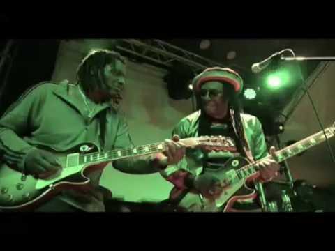 The Original Wailers in Lima Peru part2
