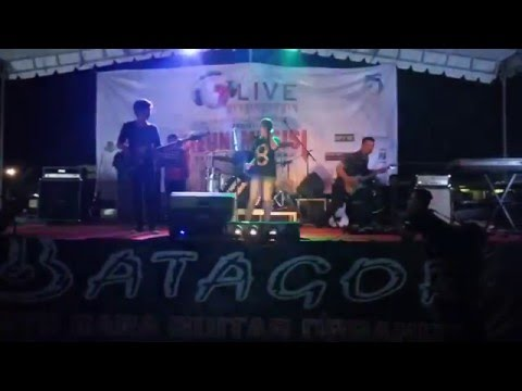 Perform batagor (under glass moon - dream theater) by proxima c