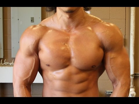 Bodyweight 250 Rep Chest Workout video